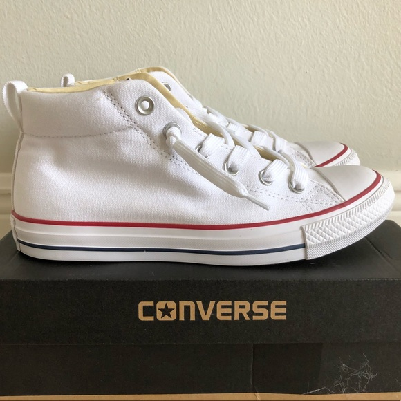 lägre pris med låga priser bra kvalitet Converse Shoes | Womens Mid Rise Chuck Taylor Size 9 | Poshmark